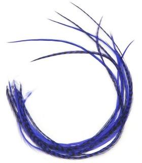 Plume pour cheveux - Violet profond
