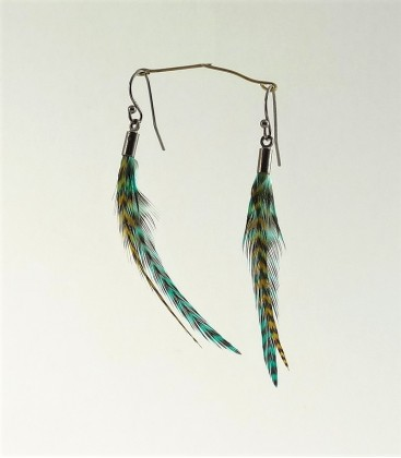 Boucles d'oreilles, taille S - collection Greenwitch