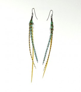 Boucles d'oreilles collection Greenwitch