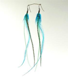 Boucles d'oreilles, taille L, modèle 01 - collection New Acapulco