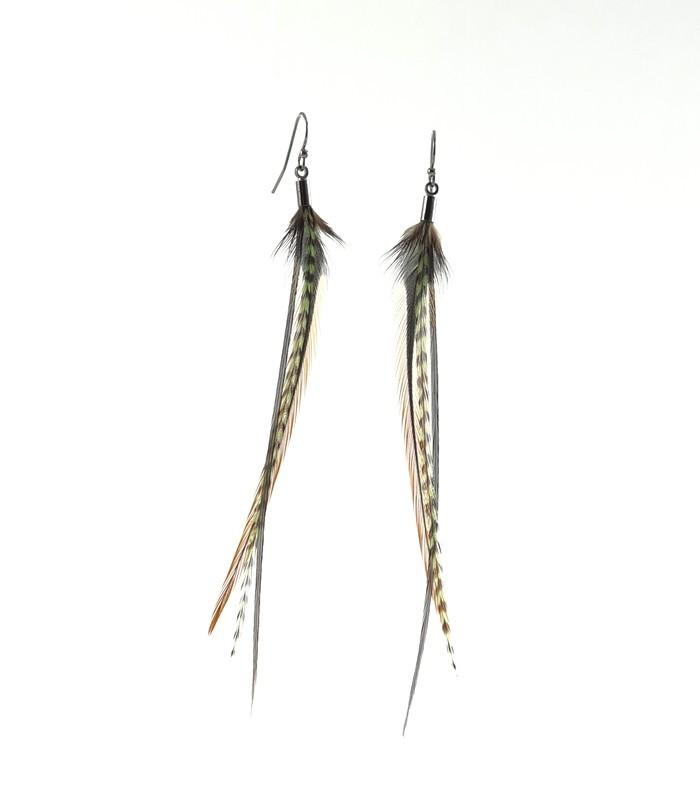 Boucles d'oreilles taille M - collection Quid