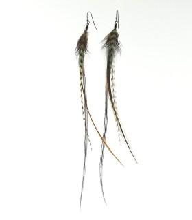 Boucles d'oreilles taille L - collection Quid
