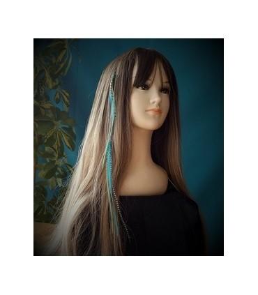 Bijoux de cheveux - taille XL